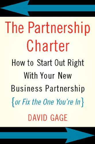 The Partnership Charter Book Cover