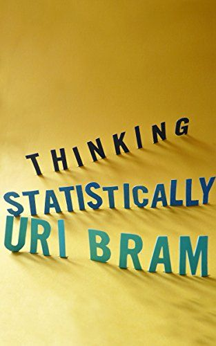 Thinking Statistically Book Cover